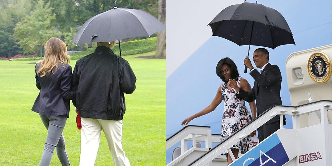 Trump Supporter Claims 'Gentleman' Trump Treats Melania Much Better Than Obama Treats Michelle
